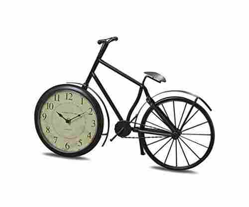 Whole House Worlds The Grand Tour Bicycle Clock