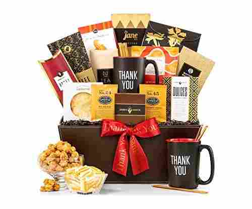 Gift Tree Deluxe Thank You Basket Reviewed