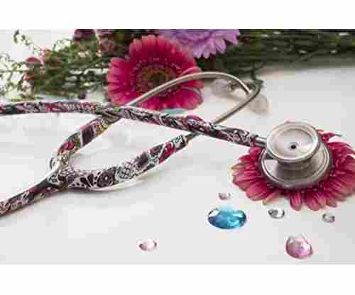 One Sugar Skull Stainless Steel Dual Head Stethoscope