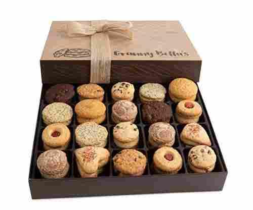 Granny Bella's Cookie Basket – 52 Gourmet Handmade Cookies