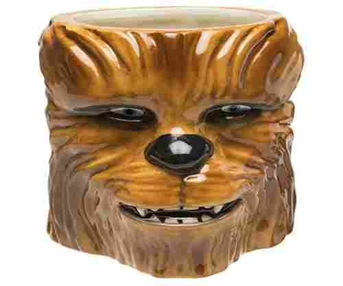 Star Wars Coffee Mugs – Sculpted Chewbacca