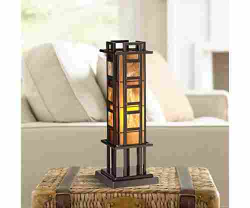Prairie Mission Accent Table Lamp – Robert Louis Tiffany