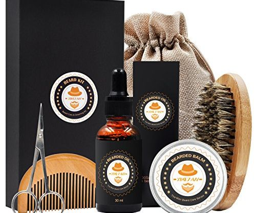 XIKEZAN Beard Grooming Kit