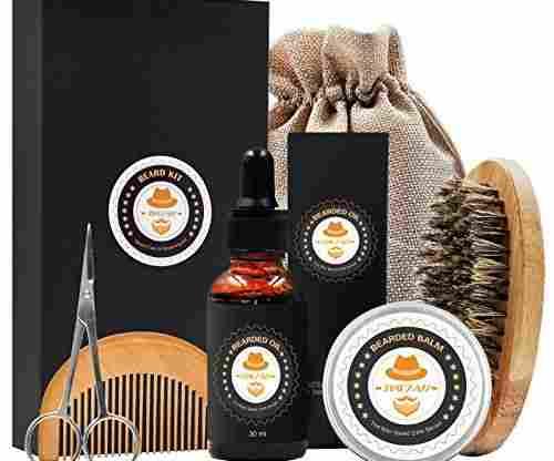 XIKEZAN Beard Grooming Kit