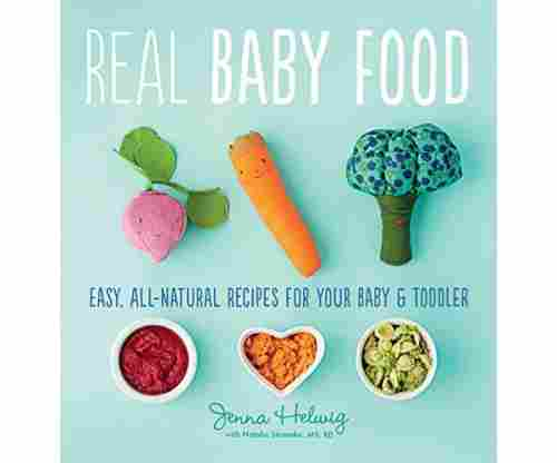 All-Natural Recipes for Your Baby and Toddler