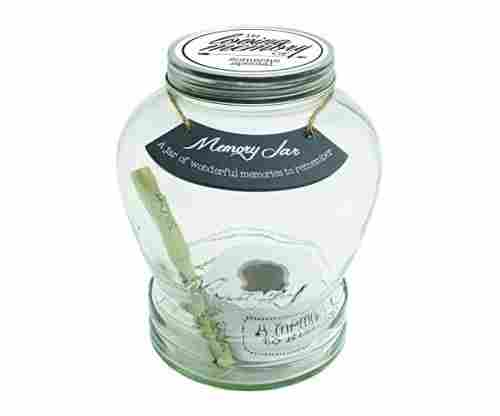 "Top Shelf ""In Loving Memory"" Memory Jar"
