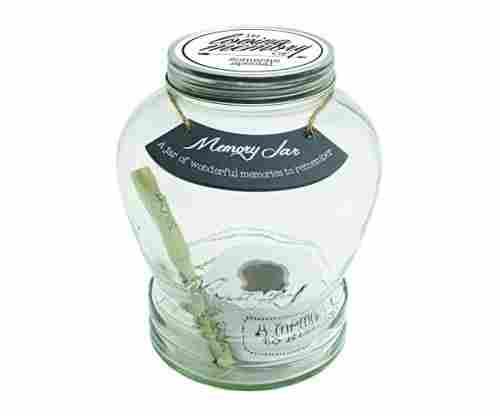 """Top Shelf """"In Loving Memory"""" Memory Jar"""