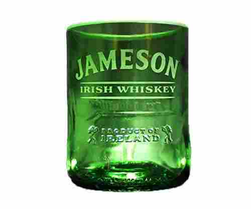 Jameson Irish Whiskey PREMIUM Rocks Glass