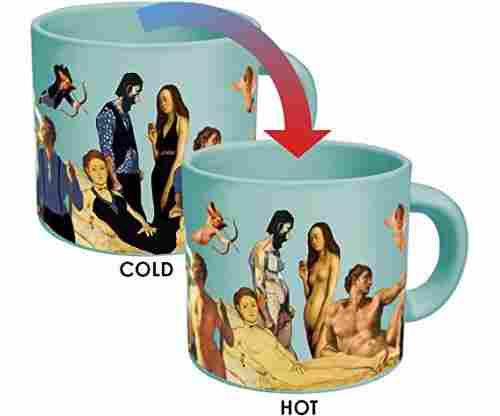 Great Nudes Heat Changing Coffee Mug