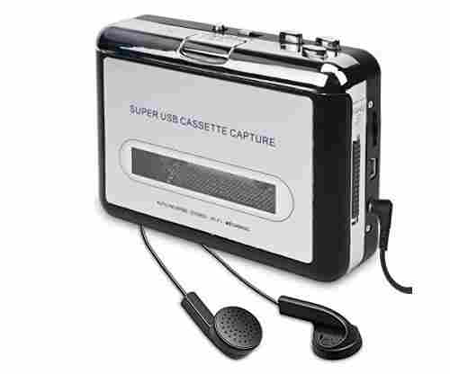 DIGITNOW Cassette Player-Cassette Tape To MP3