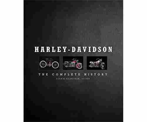 Harley-Davidson – The complete History – Hardcover