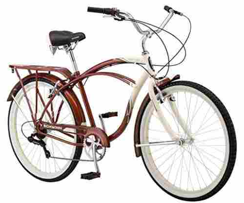 Schwinn Sanctuary 7 Cruiser Bike – Retro Style