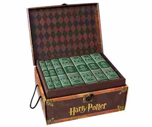 Harry Potter House Trunk Sets (Hufflepuff Set)