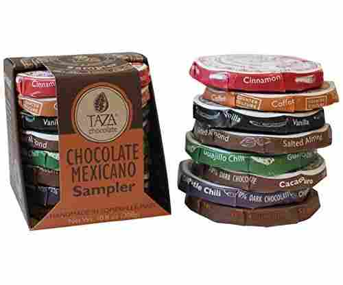 Taza Chocolate | Mexicano Disc | Variety Pack