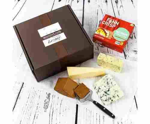 Scandinavian Cheese Assortment in Gift Box