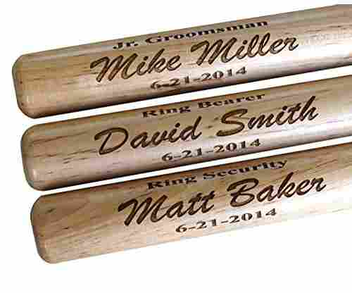 Custom Personalized Mini Baseball Bat