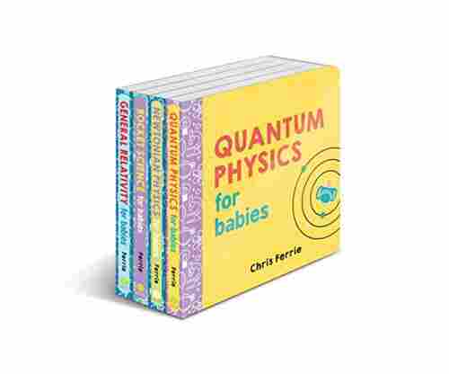 Baby University Board Book Set: A Science for Toddlers Board Book Set