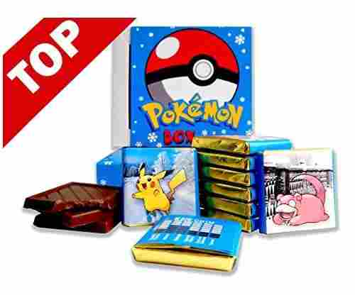 Pokémon Chocolate Gift Box
