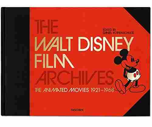 The Walt Disney Film Archives – The Animated Movies 1921-1968 – Hardcover