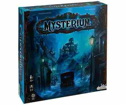 Mysterium – A Ghostly Investigation Board Game