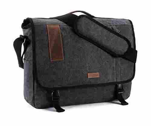 Vintage Canvas Shoulder Bag For Men by VONXURY