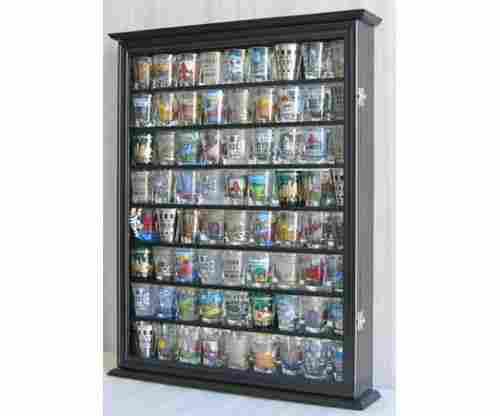 Large Shot Glass/Shooter Display Case