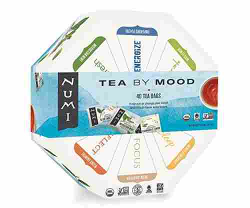 Numi Organic Tea By Mood Gift Set