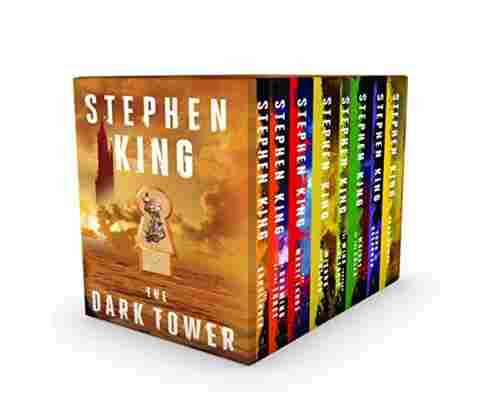 Stephen King's The Dark Tower 8-Book Boxed Set