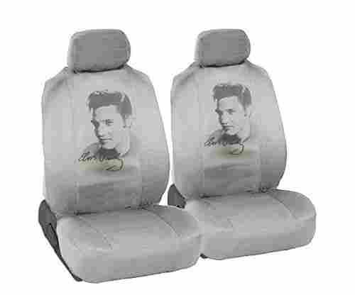 CarsCover Custom Print Design Seat Covers (Elvis Presley)
