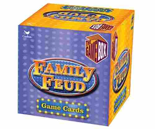 Family Feud Trivia Box Card Game Fully Reviewed