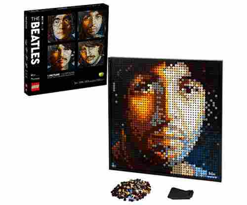 LEGO Art The Beatles Collectible Building Kit