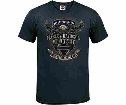 Harley Davidson Military T-Shirt
