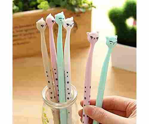 MLM Cute Cartoon Bedroom Eyes Cat Rollerball Pens