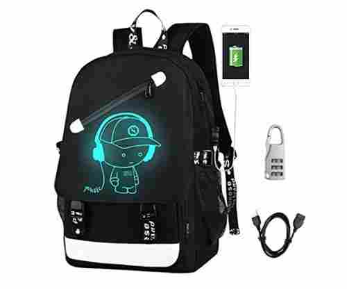 Dolirox Anime Luminous Backpack