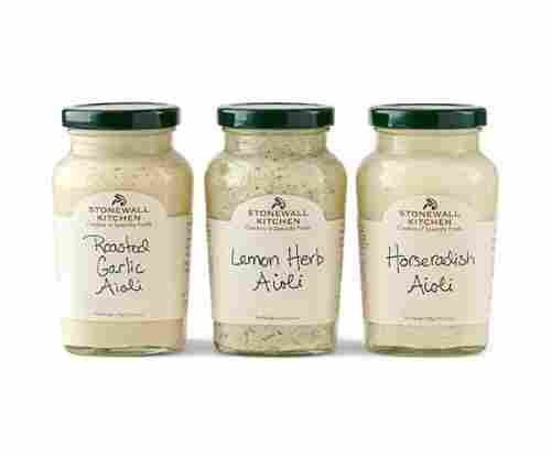 Stonewall Kitchen Aioli Collection (Aioli Sampler Collection)