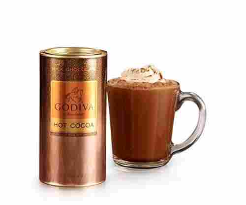 GODIVA Chocolatier – Milk Chocolate Hot Cocoa Canister