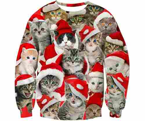 Men&Women Ugly Christmas Sweater