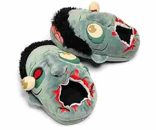 Think Geek Zombie Plush Slippers Fully Reviewed