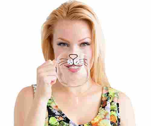 The Original Cat Beard Mug