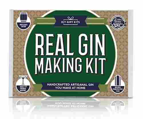 Real Gin Making Kit by DIY Gift Kit
