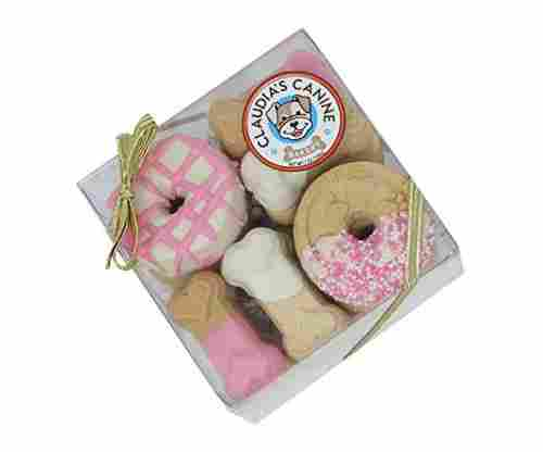 Claudia's Canine Cuisine Gift Assortment Dog Cookies