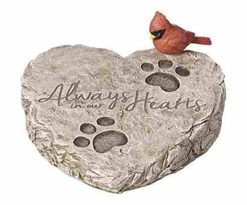 Precious Moments Pet Garden Stone