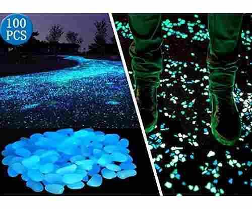 Opps Glow in the Dark Garden Pebbles
