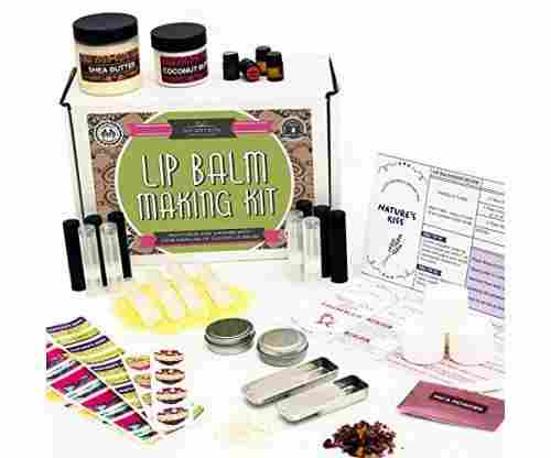 Lip Balm Making Kit by DIY Gift Kits