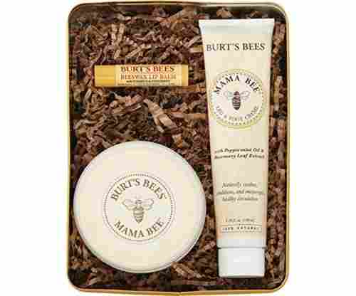 Burt's Bees – Mama Bee Gift Set with Tin