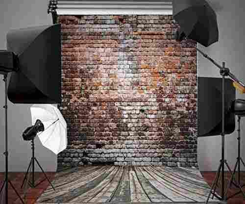 Brick Wall Photo Background