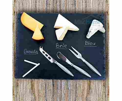 Gourmet Slate Cheese Board