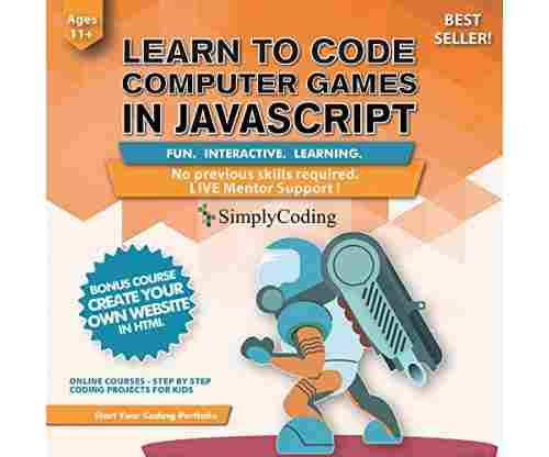 Simply Coding for Kids – Game Design Animation Coding Software