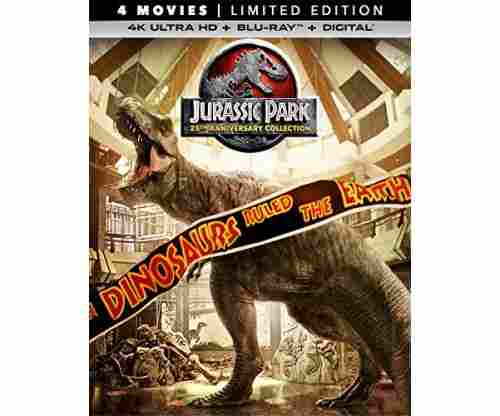 Jurassic Park: 25th Anniversary Collection