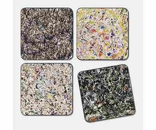 Pollock Coasters